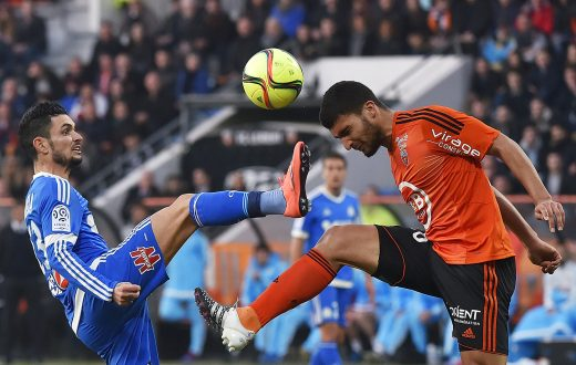 FOOTBALL - FRENCH CHAMP - L1 - LORIENT v MARSEILLE
