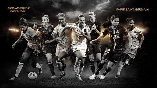 FIFPRO PSG FEMMES