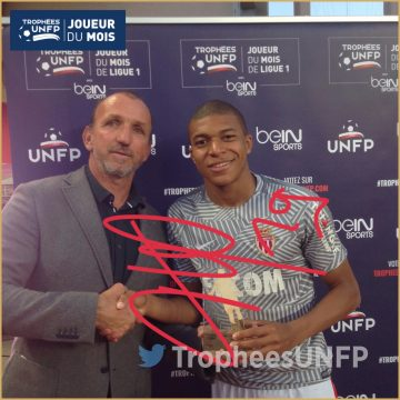 MBAPPE RECOMPENSE