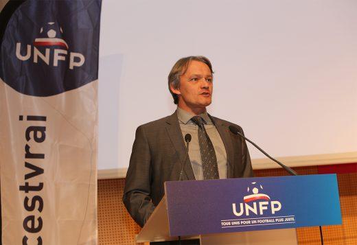 Sylvain Kastendeuch, coprésident de l'UNFP