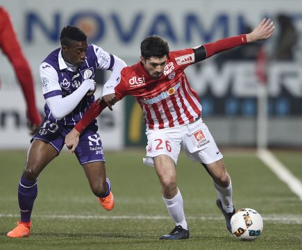 FOOTBALL - FRENCH CHAMP - L1 - NANCY v TOULOUSE