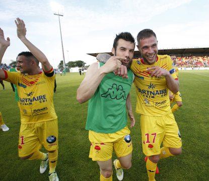 ORLEANS-PARIS FC (1-0)