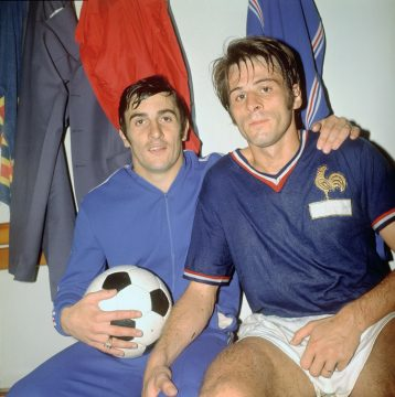 FOOT loubet (charly) gondet (philippe)
