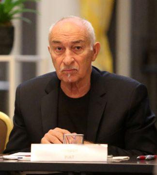 Philippe Piat, coprésident de l'UNFP.