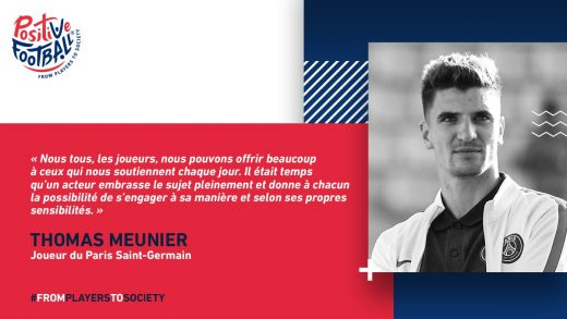 MEUNIER POSITIVE FOOTBALL