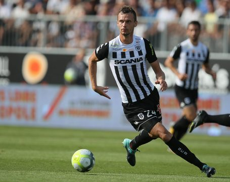 ANGERS-LILLE (1-1)