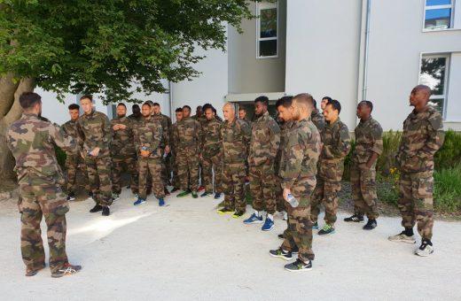 Lors du dernier stage de cohésion pour les joueurs de l'UNFP...